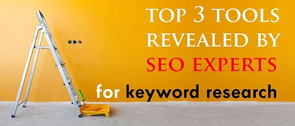 Best keyword research tools recommended by Experts