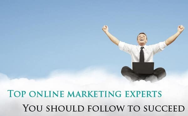 Top 10 Online Marketing Gurus You Must Follow to Succeed Online