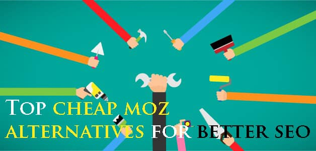Best moz pro alternatives