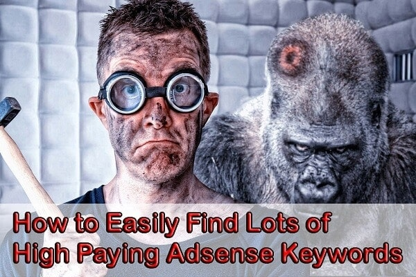 The Fastest Way to Find High Paying Google AdSense Keywords