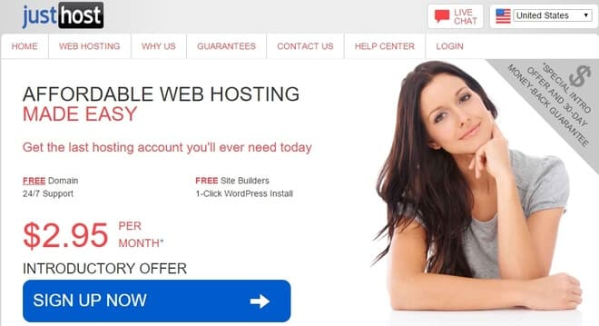 Reason For Choosing Just Host for website Hosting