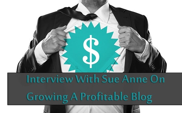 interview with sue Anne