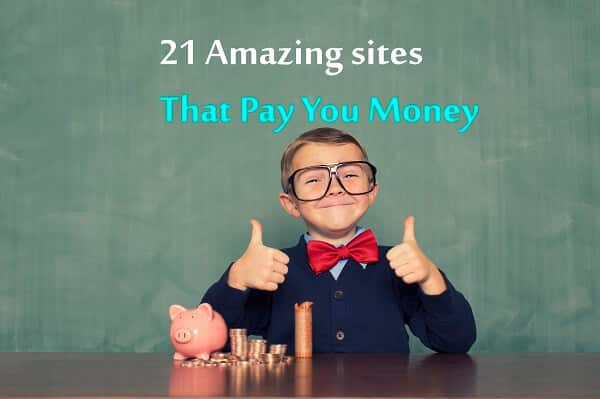 Websites That Pays: List of 21 Get Paid To Blog Websites