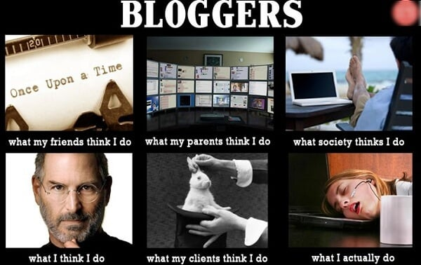meme on blogging