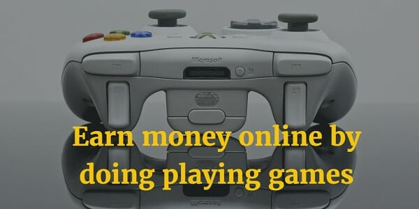 play games make money