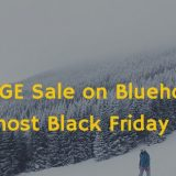 Bluehost Black Friday Deal 2017: Just $2.65 A Month for 36 months