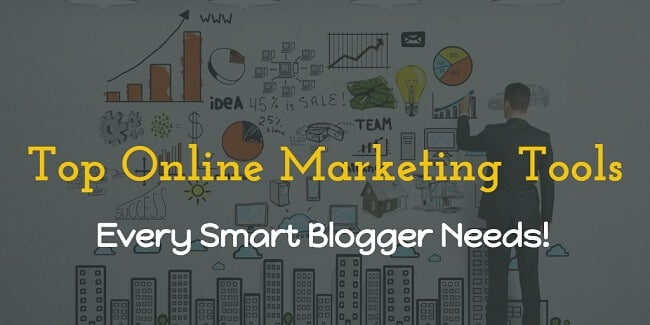 Top 10 Online Marketing Tools Every Smart Blogger Needs