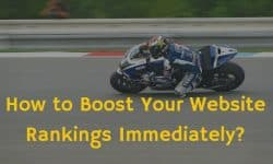 increase website rankings quickly