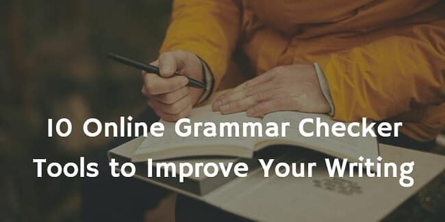 check writing online