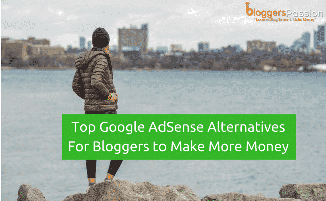top google adsense alternatives