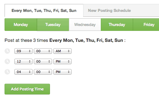 buffer-app-schedule