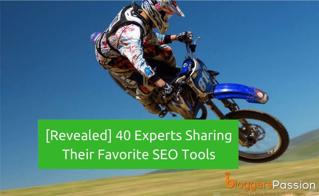40 Best SEO Tools Shared By Experts [Huge List]