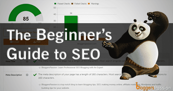 beginners guide to seo in 2018