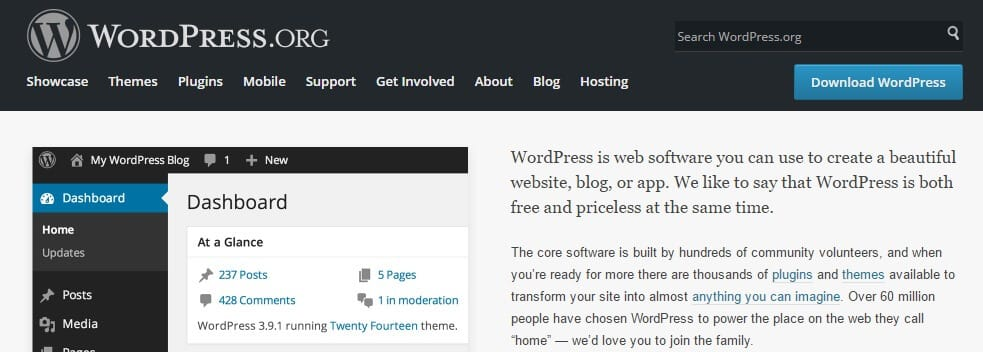 Blog Tool Publishing Platform