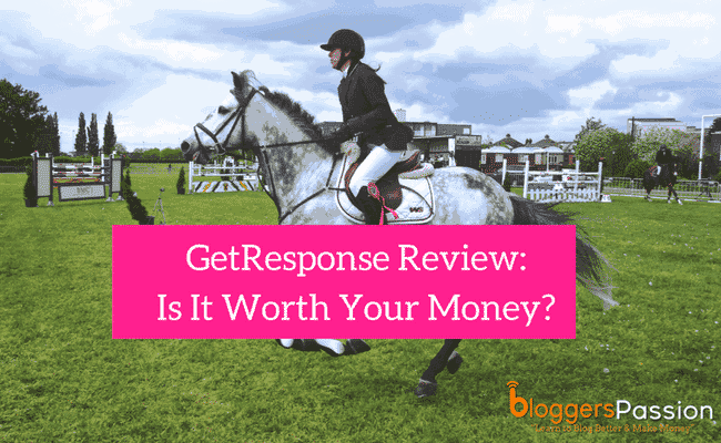 Getresponse review 2019