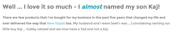 All about Kajabi