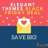 Elegant Themes Black Friday 2017 Deal: Grab 87 Amazing Themes At Stunning Price