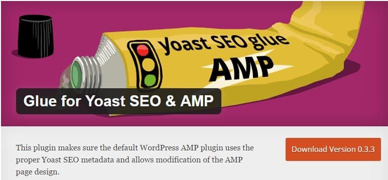 Glue for Yoast SEO AMP WordPress Plugin