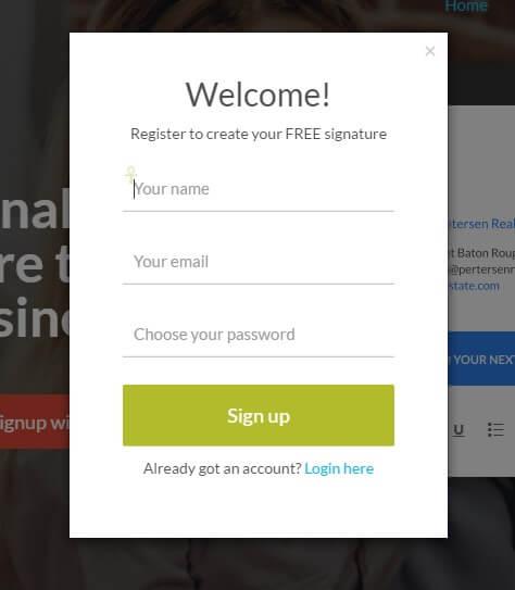 WiseStamp Email Signatures