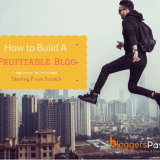 How to Quickly Make Your Blog Profitable Starting From Scratch in 2018
