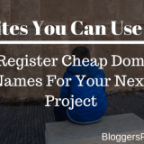 10 Sites You Can Use Now To Register Cheap Domain Names For Your Next Project