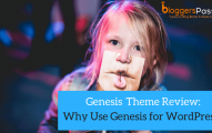 Genesis WordPress Theme Review: Why Use Genesis Theme?