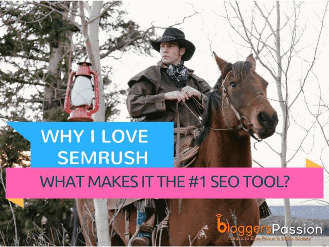 why use semrush