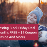 WPX Hosting Black Friday Deal 2018 (Get 3 Months FREE + $1 Coupon Inside And More!)