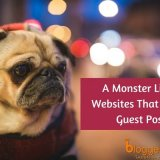 List of 170+ Quality Guest Blogging Sites Where Can Submit Guest Posts in 2018