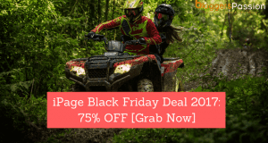 ipage black friday sale