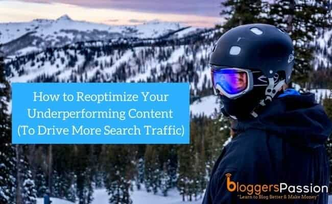 reoptimize content tips