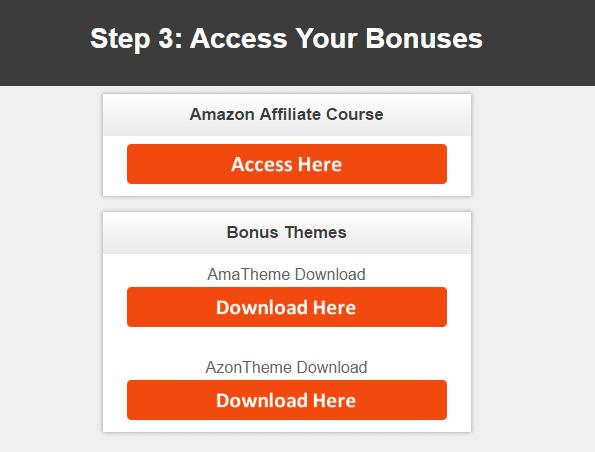 EasyAzon bonuses