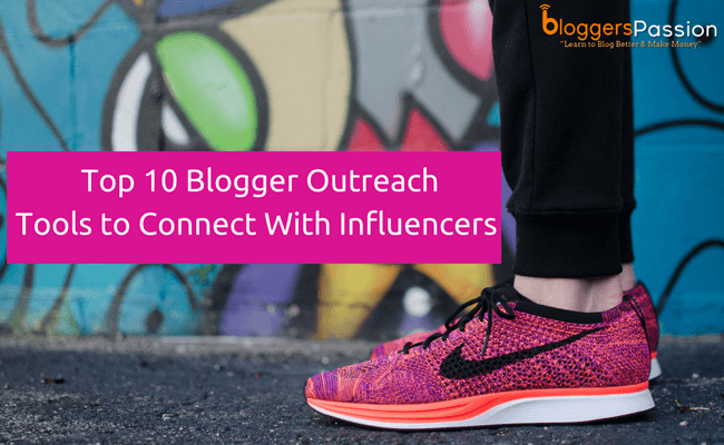 blogger outreach tools