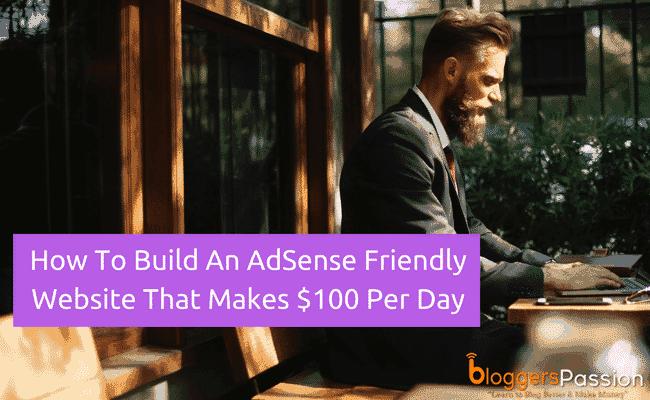 make $100 a day adsense