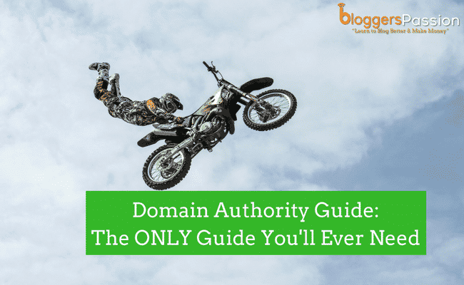 Increase domain authority (DA) for a website or blog in 2018