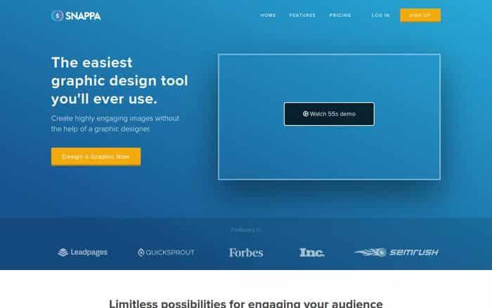 snappa editing tool