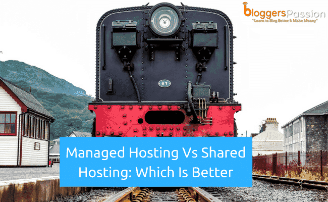 Managed Hosting Vs Shared Hosting