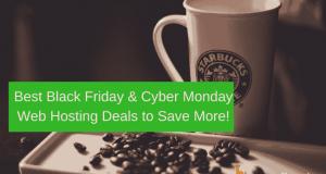 Best Black Friday & Cyber Monday Web Hosting Deals