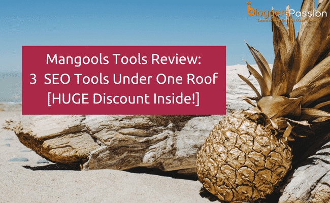 Mangools SEO tools Review