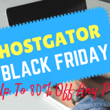 [Live] HostGator Black Friday 2018 Deal → Get Up to 80% Discount on Hosting