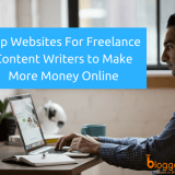 Top 10 Websites For Freelance Content Writers to Make More Money