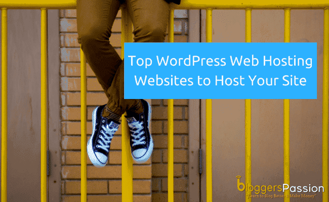Best WordPress web hosting websites comparison