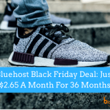 Bluehost Black Friday Deal 2018: Just $2.65 A Month for 36 months [60% OFF]