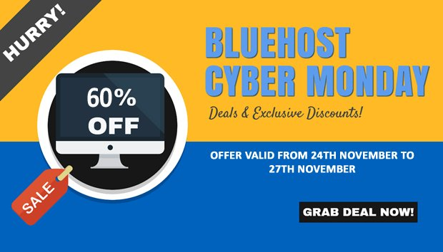 bluehost-cyber-monday-deal