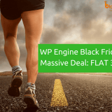 WP Engine Black Friday 2018 Massive Deal {FLAT 35% OFF + 5 1/2 Months Hosting FREE!}