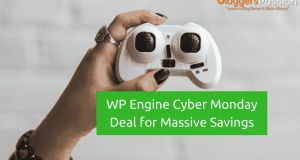WP Engine Cyber Monday Deal 2018