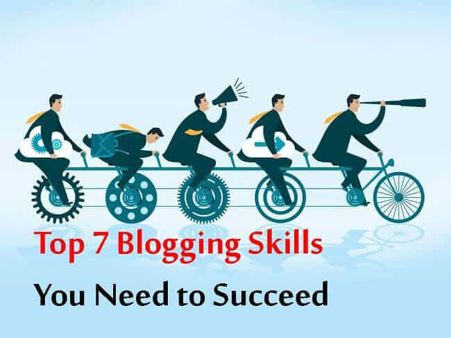 blogging skills to become a better blog