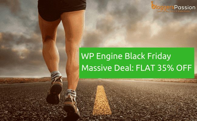 wp engine Black Friday 2018 deal