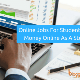 Online Jobs For Students: How to Make Money Online As A Student in 2018