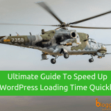 Ultimate Guide to Speed Up WordPress Load Time